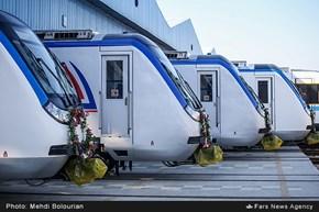 <h5>بهره برداری از ۶۵ دستگاه واگن جدید مترو تهران</h5><br><div> ... </div>